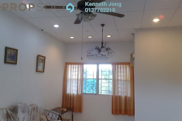 For Sale Townhouse at Seksyen 32, Bukit Rimau Freehold Semi Furnished 3R/2B 469k
