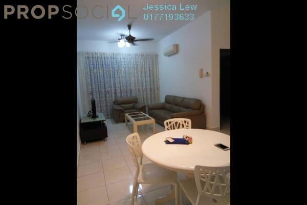 For Sale Serviced Residence at Casa Tiara, Subang Jaya Freehold Fully Furnished 3R/2B 600k