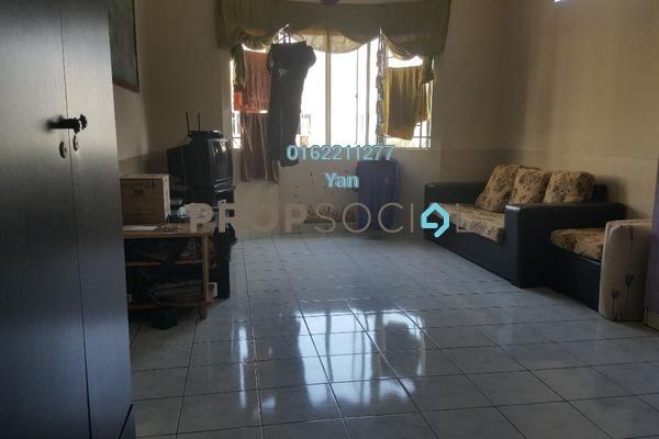 For Sale Apartment at Mutiara Subang Apartment, Subang Leasehold Semi Furnished 3R/2B 225k