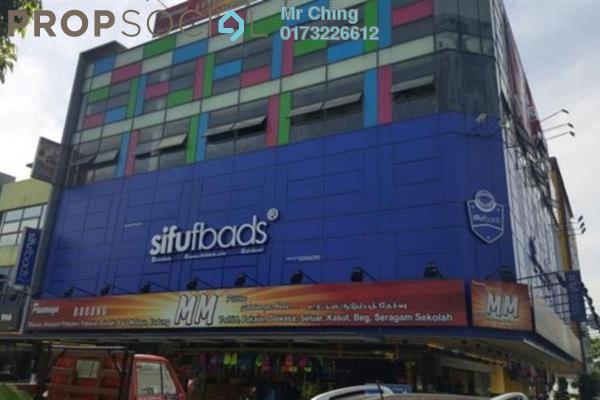 For Sale Shop at Sungei Wang Plaza, Bukit Bintang Freehold Semi Furnished 0R/0B 12.9m