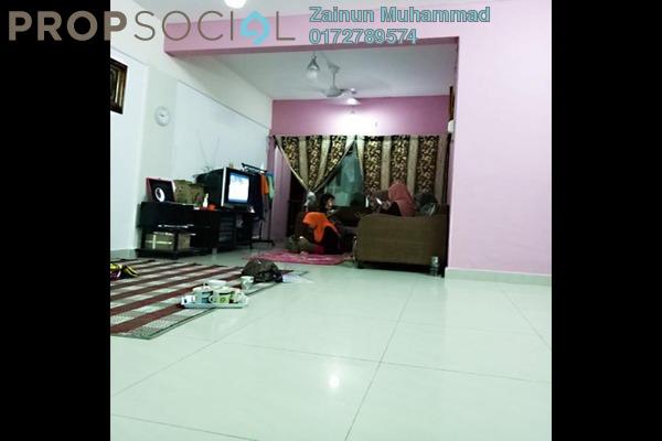 For Sale Apartment at Taman Cheras Intan, Batu 9 Cheras Freehold Unfurnished 3R/2B 305k