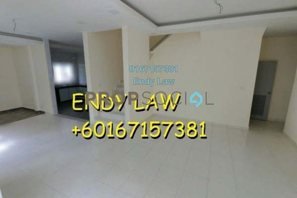 For Sale Terrace at Nusa Rhu, Bangsar Freehold Semi Furnished 4R/3B 790k