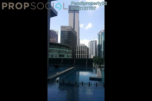 For Rent Condominium at Banyan Tree, KLCC Freehold Fully Furnished 4R/5B 11.5k