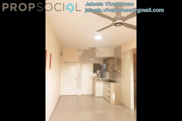 For Sale Apartment at Kemuning Aman, Kota Kemuning Freehold Semi Furnished 3R/2B 285k