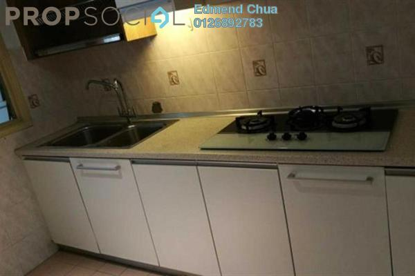 For Rent Condominium at Puncak Nusa Kelana, Ara Damansara Freehold Semi Furnished 3R/3B 1.6k