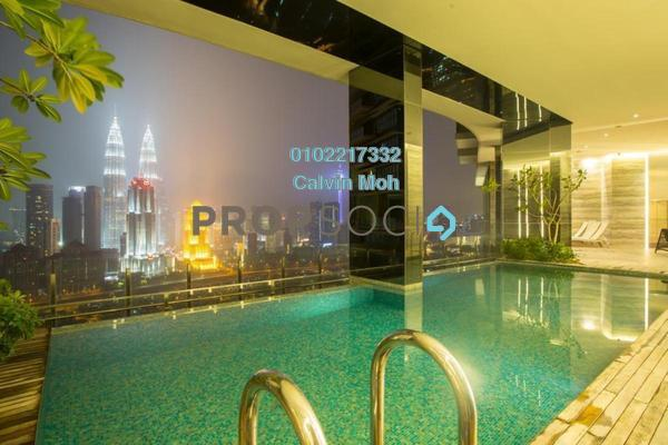 For Rent Condominium at Setia Sky Residences, KLCC Freehold Fully Furnished 2R/3B 4k