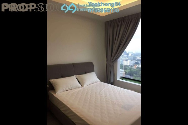 For Rent Condominium at Kanvas, Cyberjaya Freehold Fully Furnished 1R/1B 1.4k