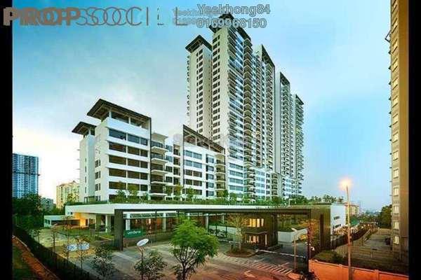 For Rent Condominium at Verdana, Dutamas Freehold Semi Furnished 4R/4B 4k