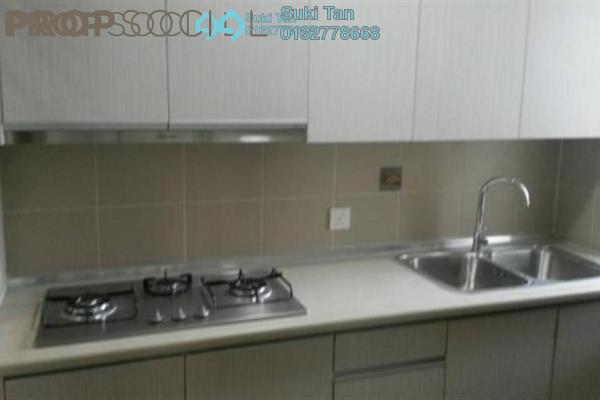 For Rent Condominium at Royal Regent, Dutamas Freehold Semi Furnished 3R/2B 2.5k