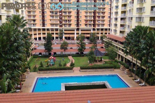 For Rent Condominium at Platinum Hill PV3, Setapak Freehold Unfurnished 4R/3B 1.6k
