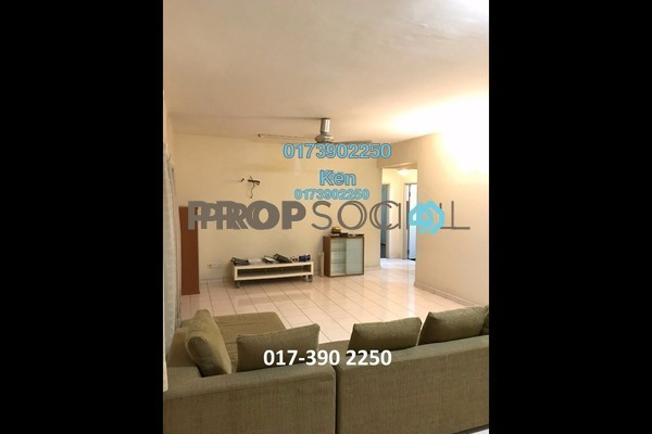 For Sale Condominium at Prima Ria, Dutamas Freehold Semi Furnished 3R/2B 525k