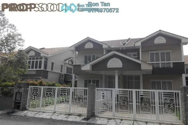 For Rent Semi-Detached at Pinang Village, Balik Pulau Freehold Unfurnished 4R/3B 1.5k
