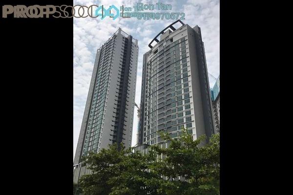 For Sale Condominium at Jazz Residence, Seri Tanjung Pinang Freehold Semi Furnished 2R/3B 1.34m