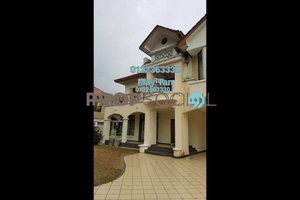 For Sale Bungalow at Oncidium Heights, Kota Kemuning Freehold Semi Furnished 6R/5B 3m