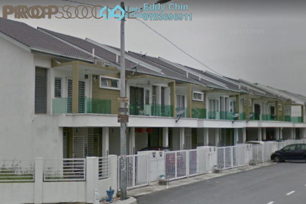 For Sale Townhouse at Pearl Villa, Bandar Saujana Putra Freehold Semi Furnished 3R/2B 360k