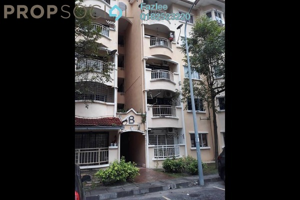 For Sale Apartment at Puchong Hartamas, Puchong Leasehold Unfurnished 2R/2B 250k