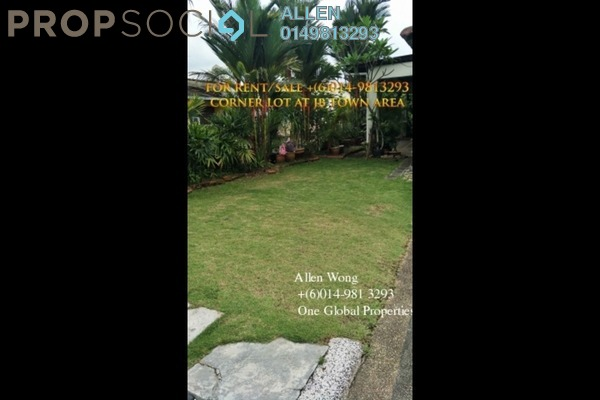 For Rent Semi-Detached at Taman Kolam Air, Johor Bahru Freehold Semi Furnished 6R/4B 2.6k