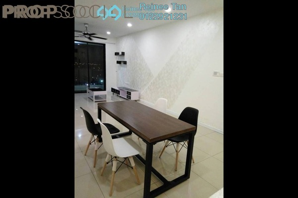 For Sale Condominium at Paragon 3, Bandar Putra Permai Freehold Fully Furnished 3R/3B 650k