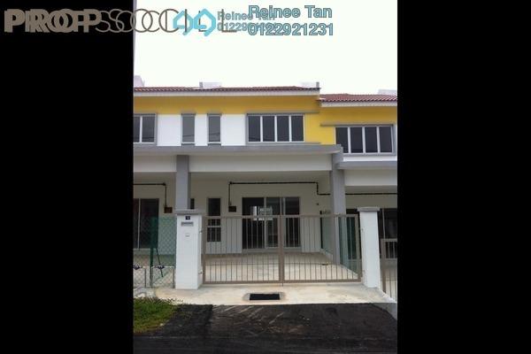 For Sale Terrace at Bandar Rinching, Semenyih Freehold Unfurnished 3R/3B 520k