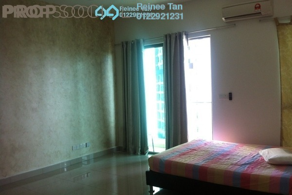 For Rent Condominium at CyberSquare, Cyberjaya Freehold Semi Furnished 0R/1B 950translationmissing:en.pricing.unit