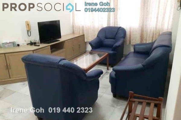 For Rent Apartment at Sri Concordia, Gurney Drive Freehold Fully Furnished 3R/2B 1.6k