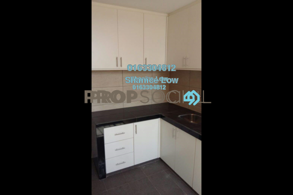 For Sale Apartment at Sri Cassia, Bandar Puteri Puchong Freehold Semi Furnished 3R/2B 330k