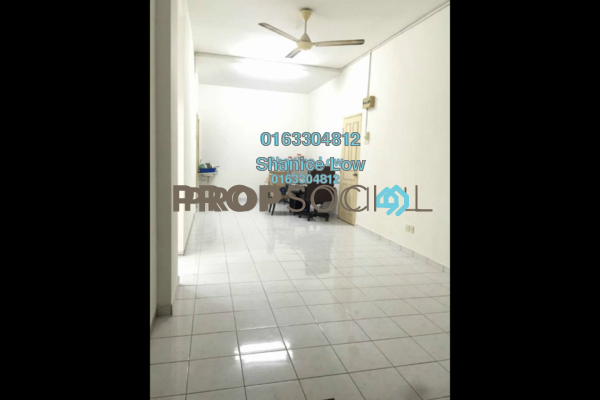 For Sale Apartment at Sri Cassia, Bandar Puteri Puchong Freehold Semi Furnished 2R/1B 375k