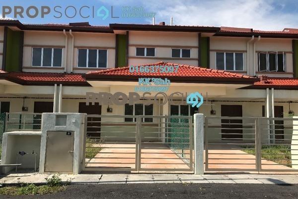 For Sale Terrace at Taman Millenium Sentosa, Klang Freehold Unfurnished 4R/3B 420k