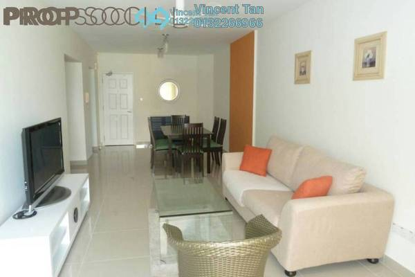 For Sale Condominium at Laman Suria, Mont Kiara Freehold Semi Furnished 2R/2B 640k