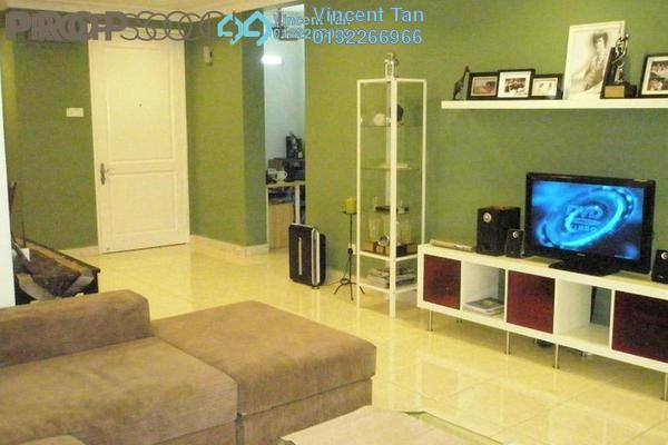 For Sale Condominium at Laman Suria, Mont Kiara Freehold Semi Furnished 2R/2B 628k
