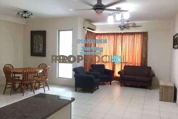 For Sale Condominium at Casa Indah 2, Tropicana Freehold Semi Furnished 2R/3B 650k