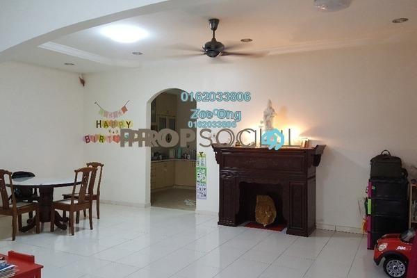 For Sale Terrace at Damansara Emas, Kota Damansara Freehold Semi Furnished 4R/3B 885k