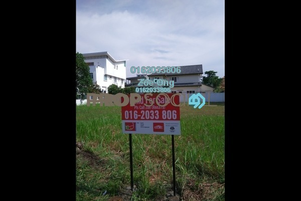 For Sale Land at Section 8, Kota Damansara Freehold Unfurnished 1R/1B 1.82m