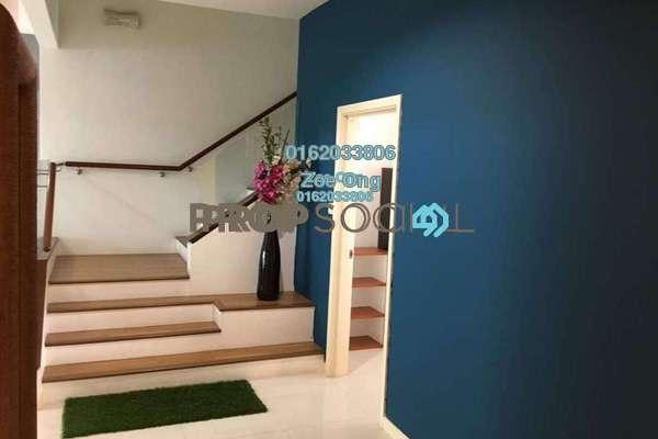 For Sale Townhouse at Challis Damansara, Sunway Damansara Freehold Semi Furnished 3R/4B 1.05m