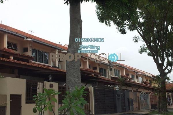 For Sale Terrace at Seri Utama, Kota Damansara Freehold Unfurnished 4R/3B 830k
