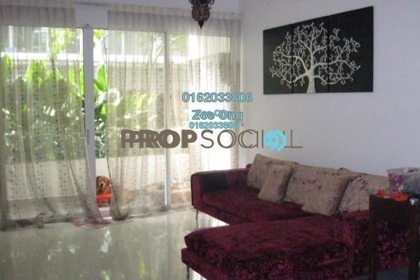 For Sale Townhouse at Challis Damansara, Sunway Damansara Freehold Semi Furnished 3R/4B 1m