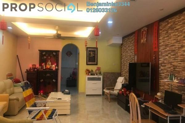 For Sale Terrace at Sunway SPK Damansara, Kepong Freehold Fully Furnished 4R/3B 1.08m