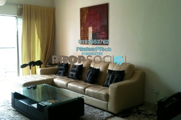 For Sale Condominium at Changkat View, Dutamas Freehold Fully Furnished 3R/2B 560k