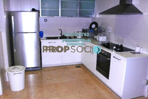 For Sale Condominium at Idaman Residence, KLCC Freehold Fully Furnished 3R/4B 1.51m