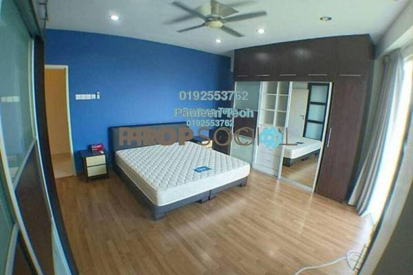 For Rent Serviced Residence at The Plaza Condominium, TTDI Freehold Semi Furnished 3R/4B 4k