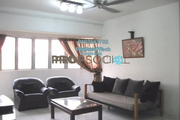 For Sale Condominium at Prima Duta, Dutamas Freehold Semi Furnished 3R/3B 590k