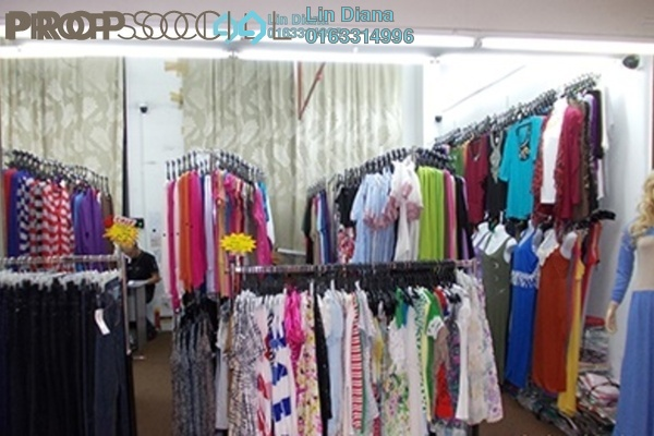 For Sale Shop at Plaza GM, Chow Kit Leasehold Semi Furnished 0R/0B 650.0千