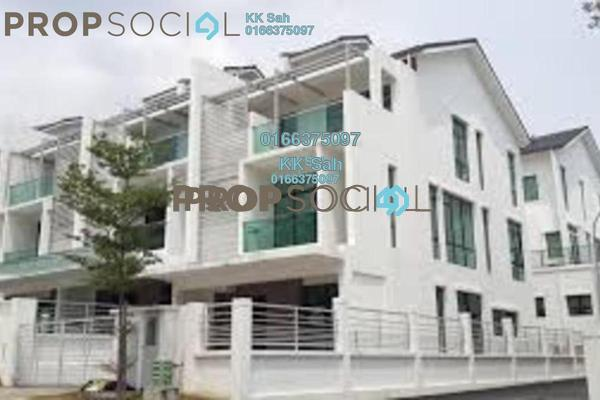 For Sale Link at Mutiara Indah, Puchong Leasehold Unfurnished 5R/5B 798k