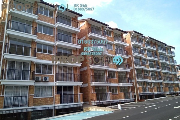 For Sale Apartment at Goodview Heights, Kajang Freehold Unfurnished 3R/2B 318k