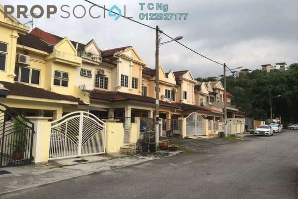 For Sale Terrace at Tempua, Bandar Puchong Jaya Freehold Unfurnished 4R/3B 760k