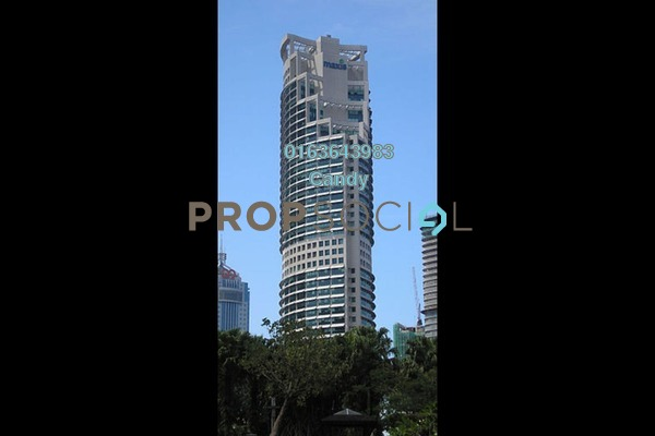 For Rent Office at Maxis Tower, KLCC Freehold Unfurnished 0R/0B 11.1k