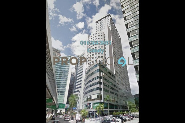 For Rent Office at Wisma UOA II, KLCC Freehold Unfurnished 0R/0B 10.3k