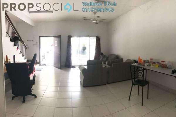For Sale Terrace at Kota Kemuning Hills, Kota Kemuning Freehold Semi Furnished 4R/3B 790k