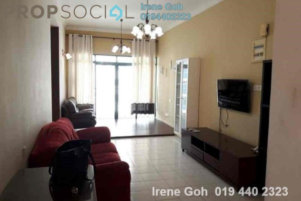 For Rent Condominium at Tanjung Park, Tanjung Tokong Freehold Fully Furnished 3R/2B 1.5k