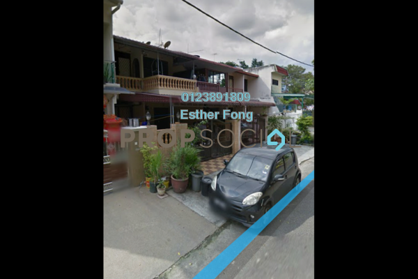 For Rent Terrace at Taman Selayang Utama, Selayang Freehold Semi Furnished 5R/3B 1.6k